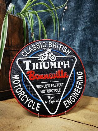 Classic Triumph Sign