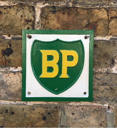 Square BP Plaque