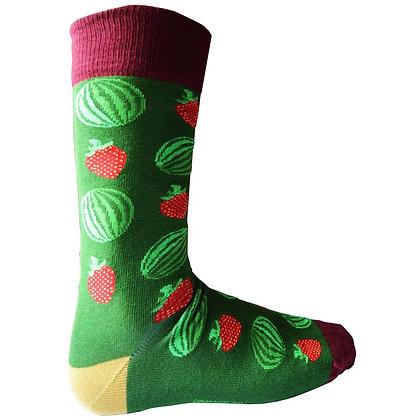 Watermelon Sugar High Socks size 4-7