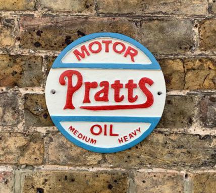 Pratt's motor oil