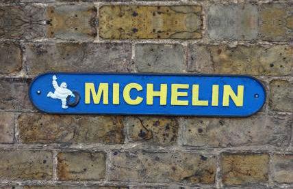 51cm Michelin sign