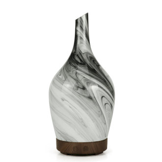 Aroma Atomiser - Grey Glass Abstract