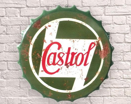Castrol Rust Effect Oil Huge 40cm Bottle Top