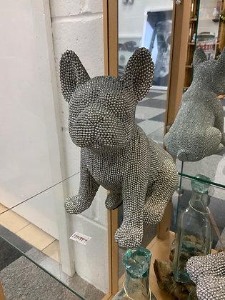 Diamanté french bulldog