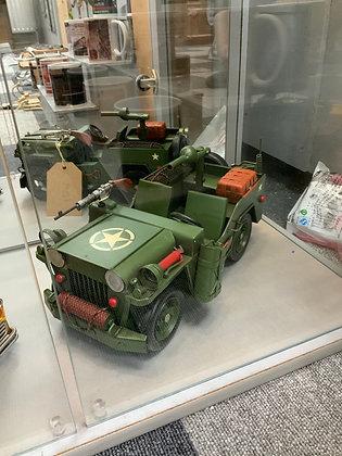 Tin Army Truck