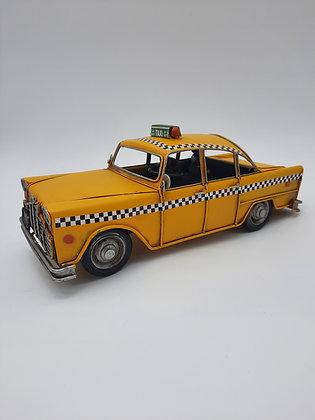 Tin car NYC Taxi