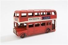 Tin London bus