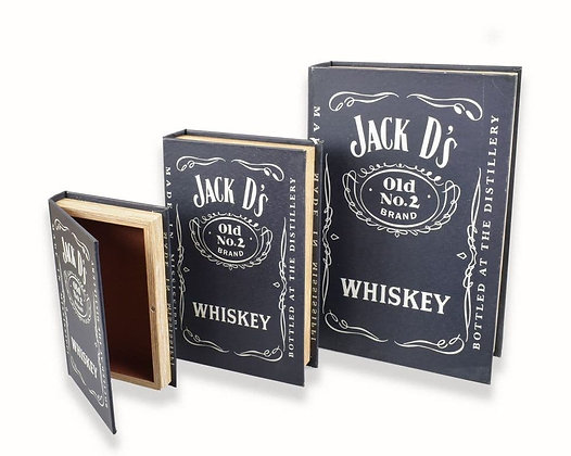 Jack Book Storage Set