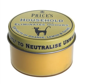 Prices odour elimination candle