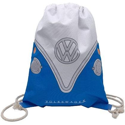 Blue Volkswagen Campervan Bag, 41cm