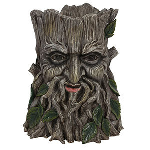 Green Man Plant Pot
