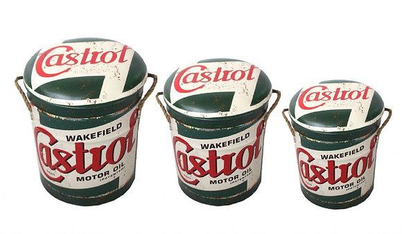 Castrol Stools