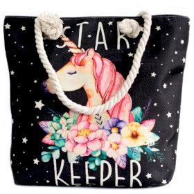 Rope Handled Bag - Star Keeper