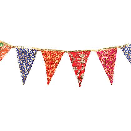 3.2m Colourful Embellished Bunting