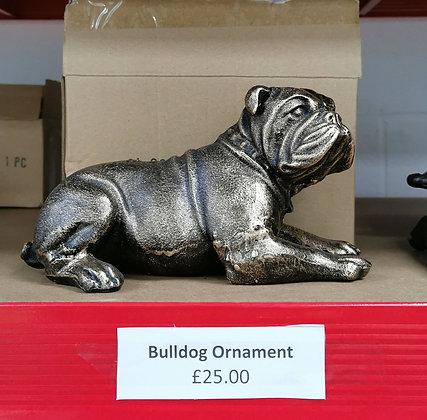 Cast Iron Bulldog