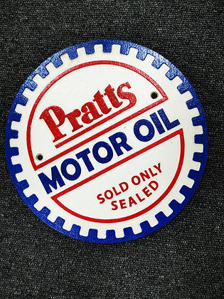 Pratts Motor Oil