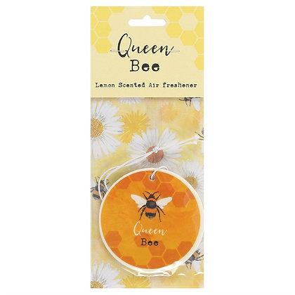 Queen Bee Lemon scented air freshener