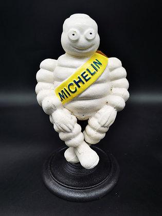 Michelin Man on Stool