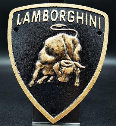 Lamborghini sign