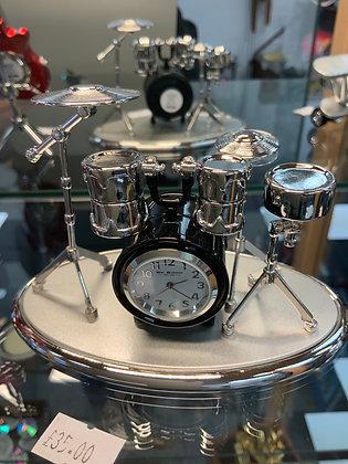 Small drum clock