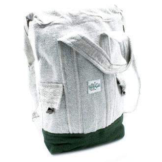 Laptop Backpack - Hemp & Cotton