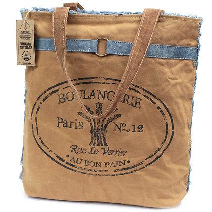 Vintage Bag - Boulangerie