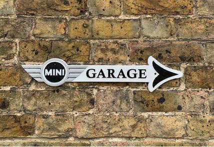 Mini Garage Sign