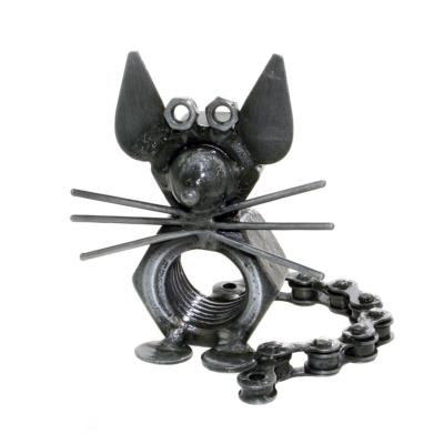 Recycled bike parts Mouse