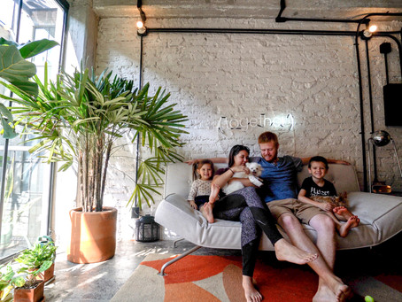 Stunning Industrial Loft in Mexico City - Travelling During Pandemic