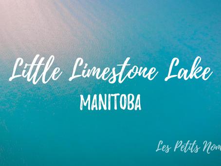 Little Limestone Lake - Manitoba's Tropical Blue Water