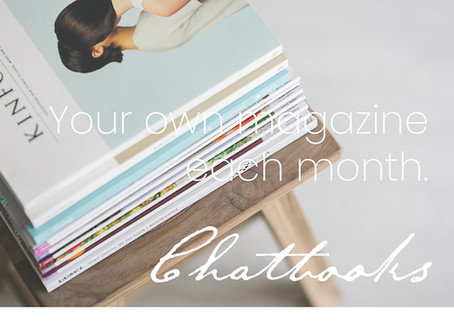 Your own Magazine every month!