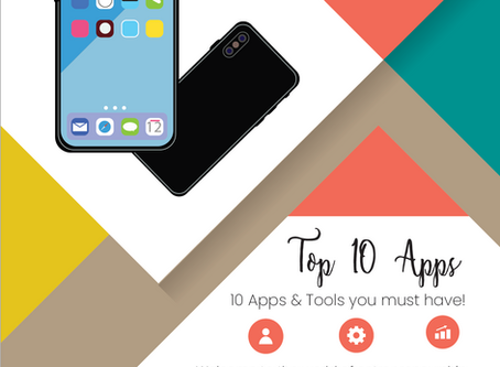 10 Apps & Tools