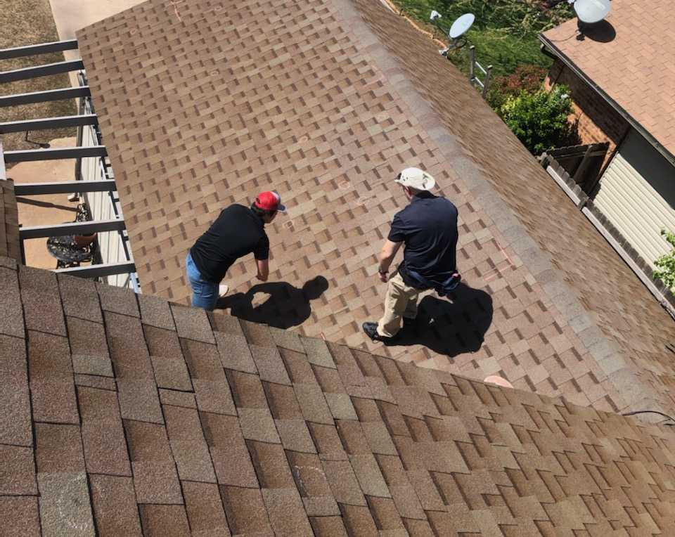 Fast Roof Inspections