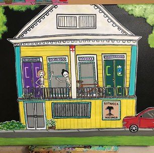 Bywater House