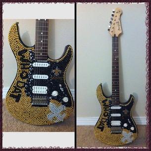 Saints Guitar 2