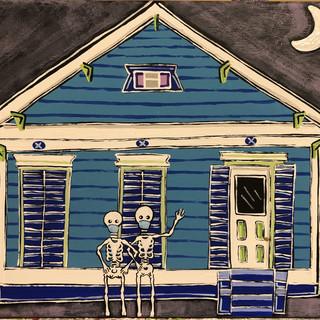 Treme House
