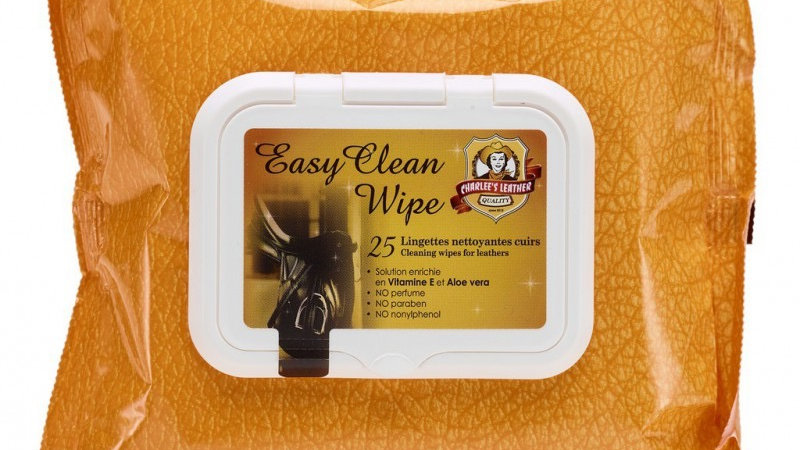 EASY CLEAN WIPE CHARLEE'S LEATHER