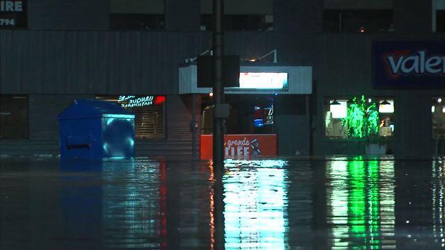 Inondation majeure à Beauceville - L
