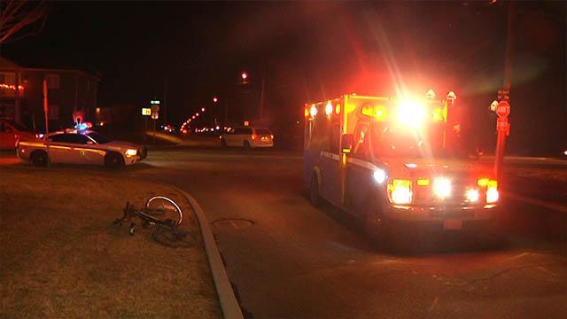Un cycliste de 15 ans est happé par