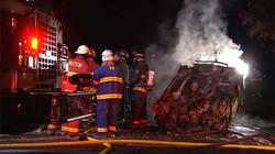 Accident mortel à Saint-Georges