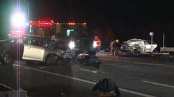 Accident majeur sur l'autoroute 73 à