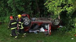 Accident mortel à Beauceville