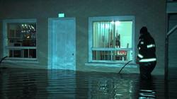 L'eau continue de monter à Beaucevil