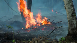 Incendie à Saint-Joseph le 3 juin 20