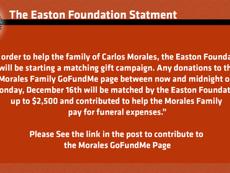 Update on the Morales Family