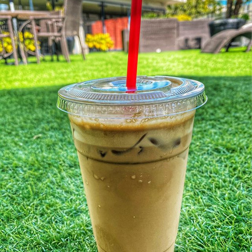 Our Superfood Iced coffee is 🔥 Organic