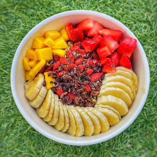 Acai super food bowls is really & truly