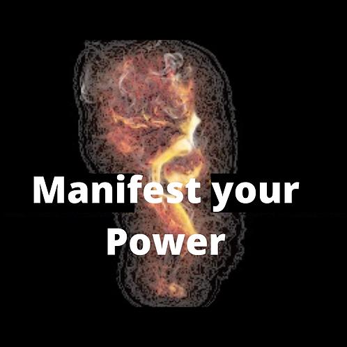 Manifest your Power Bundle
