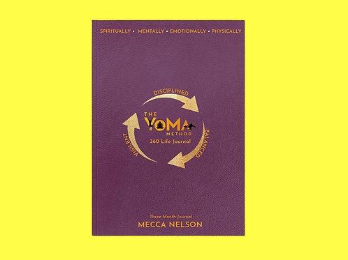 The YOMA Method  360 Life Journal