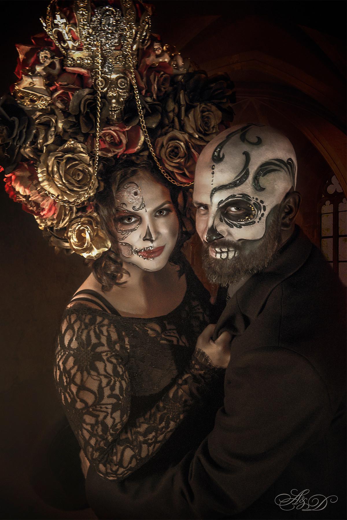 Couples Fantasy Art